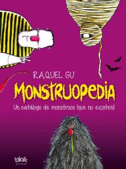 Monstruopedia/ Monsterpedia (Hardcover)