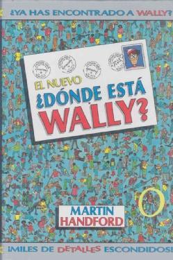 El Nuevo Donde Esta Wally? (Hardcover)