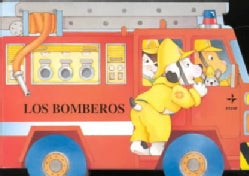 Los Bomberos / The firemen (Board book)