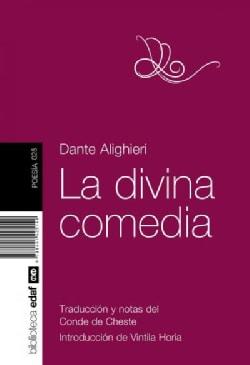 La divina comedia/ The Divine Comedy (Paperback)