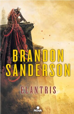Elantris/ Elantris (Hardcover)