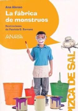 La fabrica de monstruos / Factory Monsters (Paperback)