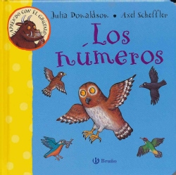 Los numerous / Numbers (Board book)