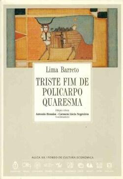 Triste fim de Policarpo Quaresma (Hardcover)