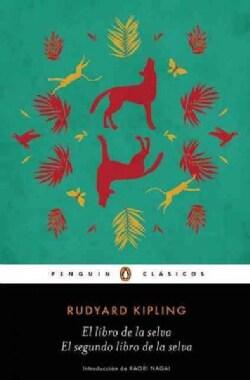 El libro de la selva / The Jungle Books (Paperback)