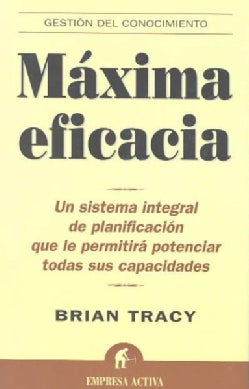 Maxima Eficacia (Paperback)