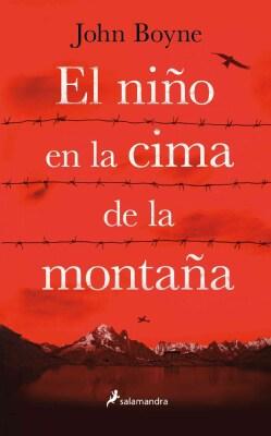 El nino en la cima de la montana/ The Boy at the Top of the Mountain (Paperback)
