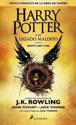 Harry Potter y el legado maldito / Harry Potter and the Cursed Child (Paperback)