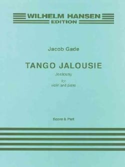 Tango Jalousie: Jealousy For Violin and Piano: Score & Part (Paperback)