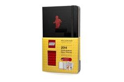 Moleskine 2014 Lego Weekly Notebook Diary/Planner (Calendar)