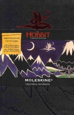 Moleskine Limited Edition Notebook Hobbit 2013 Pocket Ruled (Notebook / blank book)