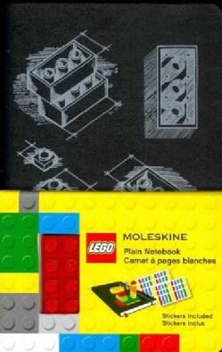 Moleskine Lego Limited Edition Notebook II, Pocket, Plain, Black (3.5 X 5.5) (Notebook / blank book)