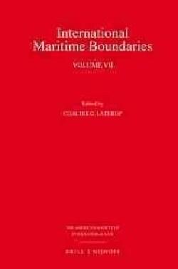 International Maritime Boundaries (Hardcover)