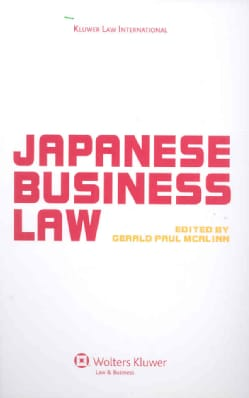 Japanese Business Law (Hardcover)