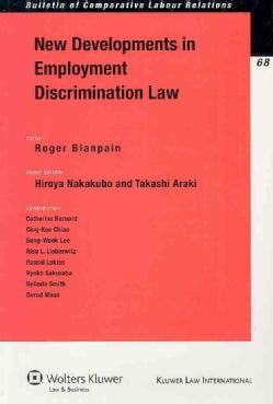 New Developments in Employment Discrimination Law (Paperback)
