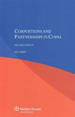 Corporations and Partnerships in China (Paperback)
