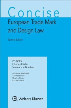 Concise European Trade Mark and Design Law (Hardcover)