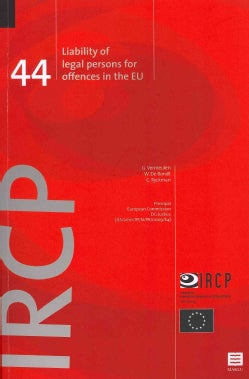 Liability of legal persons for offences in the EU (Paperback)