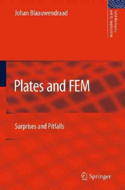 Plates and FEM: Surprises and Pitfalls (Hardcover)