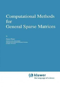 Computational Methods for General Sparse Matrices (Paperback)