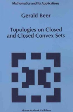 Topologies on Closed and Closed Convex Sets (Paperback)