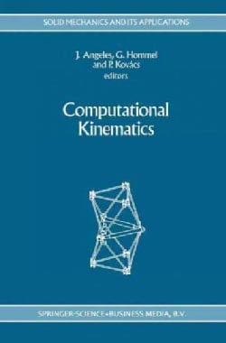 Computational Kinematics (Paperback)