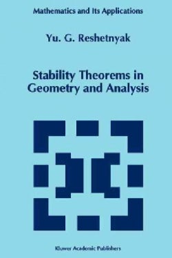 Stability Theorems in Geometry and Analysis (Paperback)