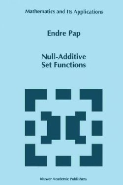 Null-additive Set Functions (Paperback)