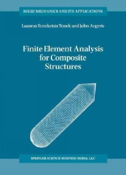 Finite Element Analysis for Composite Structures (Paperback)