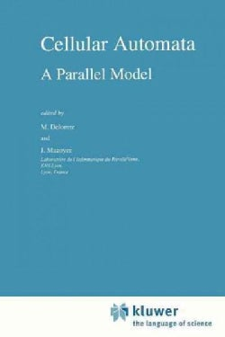 Cellular Automata: A Parallel Model (Paperback)