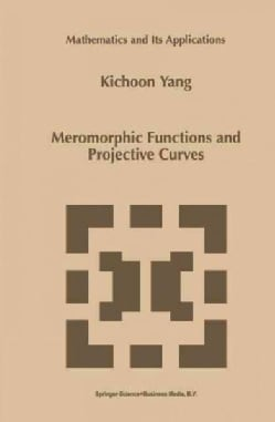Meromorphic Functions and Projective Curves (Paperback)
