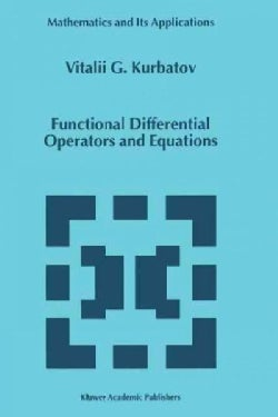 Functional Differential Operators and Equations (Paperback)