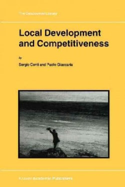 Local Development and Competitiveness (Paperback)