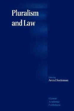 Pluralism and Law (Paperback)