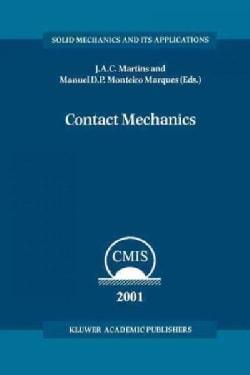 Contact Mechanics (Paperback)