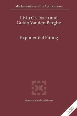 Exponential Fitting (Paperback)