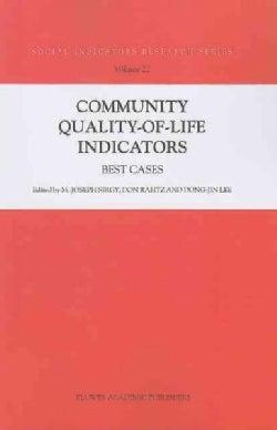 Community Quality-of-life Indicators: Best Cases (Paperback)