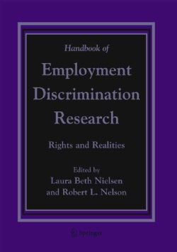 Handbook of Employment Discrimination Research: Rights and Realities (Paperback)