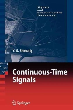 Continuous-time Signals (Paperback)