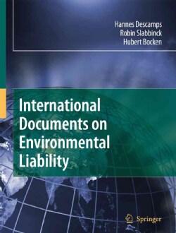 International Documents on Environmental Liability (Paperback)