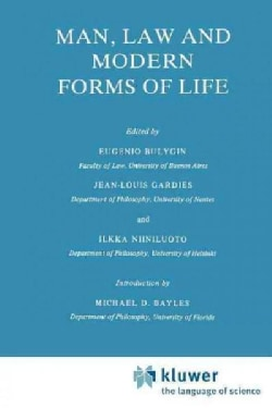 Man, Law and Modern Forms of Life (Paperback)
