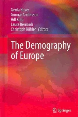 The Demography of Europe: Current and Future Challenges (Hardcover)