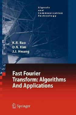 Fast Fourier Transform - Algorithms and Applications (Paperback)