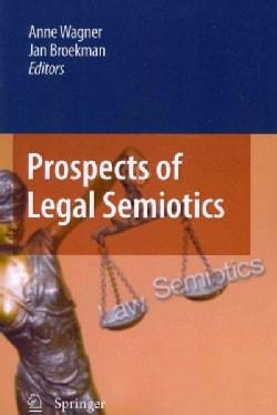 Prospects of Legal Semiotics (Paperback)