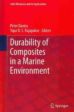 Durability of Composites in a Marine Environment (Hardcover)