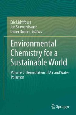 Environmental Chemistry for a Sustainable World: Remediation of Air and Water Pollution (Paperback)