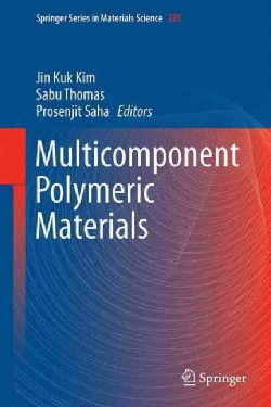 Multicomponent Polymeric Materials (Hardcover)