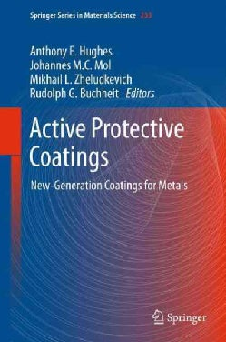 Active Protective Coatings: New-generation Coatings for Metals (Hardcover)