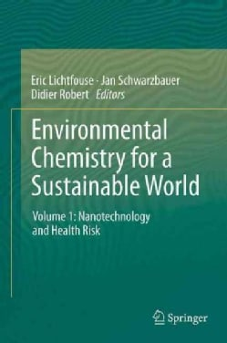 Environmental Chemistry for a Sustainable World: Nanotechnology and Health Risk (Paperback)