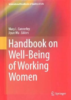Handbook on Well-Being of Working Women (Hardcover)